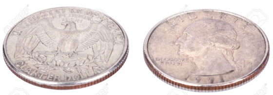 Two side coin